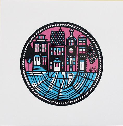 Amsterdam seri 1 baja