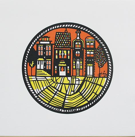 Amsterdam seri color 2 baja