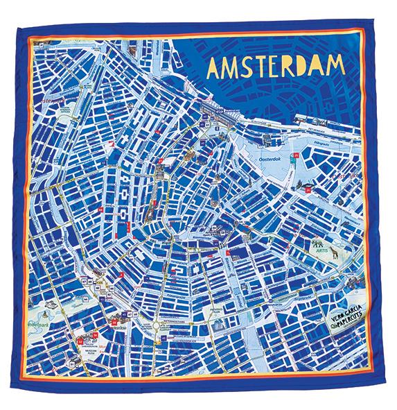 Pañuelo Amsterdam
