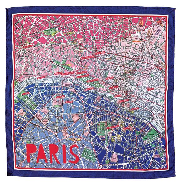 Pañuelo PARIS OK