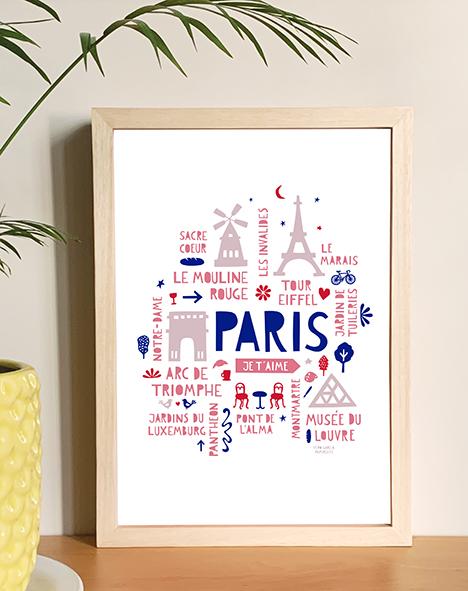 Paris ilustrado