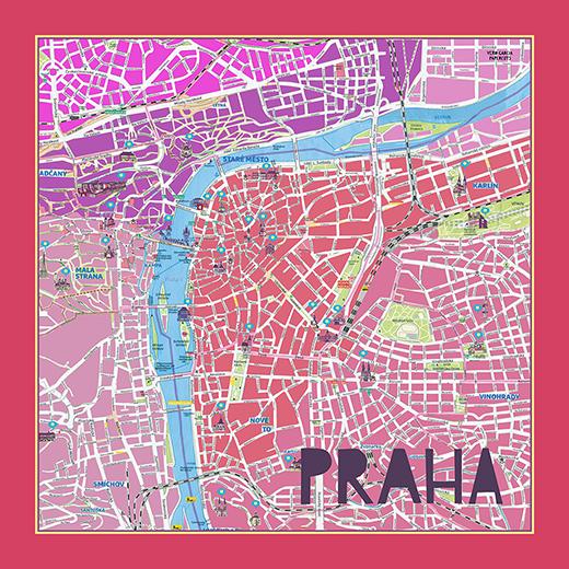 Pañuelo Praga web